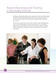 Student Safety in Secondary Science Education Grades 9-12 - CODE - Page 6