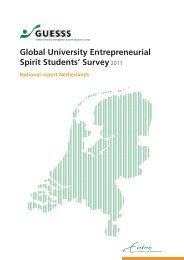 Global University Entrepreneurial Spirit Students' Survey2011