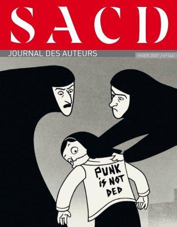 Du côté des auteurs - SACD