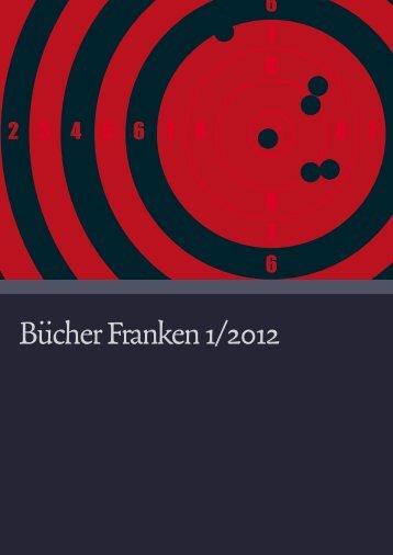 Bücher Franken 1/2012
