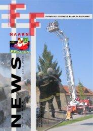 Einsatzübung - Freiwillige Feuerwehr Naarn