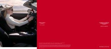 ReveRso vantage - Aston Martin Oman