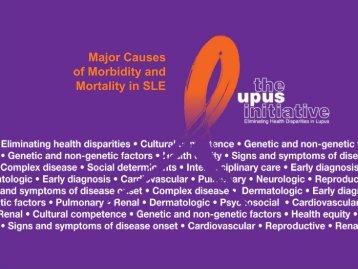 morbidity and mortality of major pulmonary