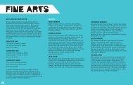 art & design certificate semester one semester two semester three ...