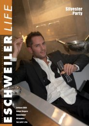 Stadtmagazin Dezember 2008 (PDF, ca. 1,8 MB - Hedley-Kau