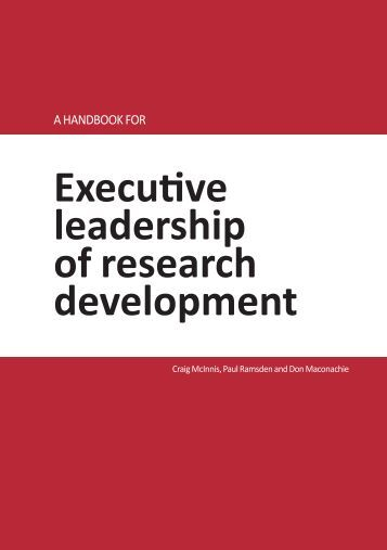 research papers leadership development Read this essay on personal leadership development plan come browse our large digital warehouse of free sample essays get the knowledge you need in order to pass.
