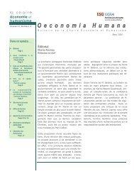 Mars 2004 - Chaire de responsabilité sociale et de développement ...