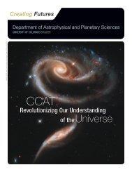 of theUniverse - University of Colorado Foundation