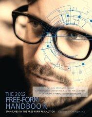 2012 Free Form Lens Handbook - Luzerne Optical Laboratories