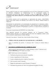 Procès-verbal du 8 juin 2010 - Commission scolaire de Kamouraska ...
