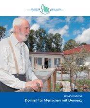 Domizil für Menschen mit Demenz - St. Anna-Hilfe gGmbH
