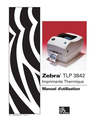 Zebra® TLP 3842 - Solumag