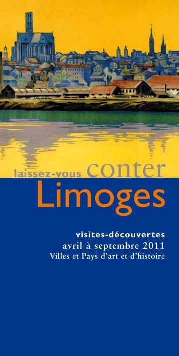 Limoges - Villes et Pays d'art et d'histoire