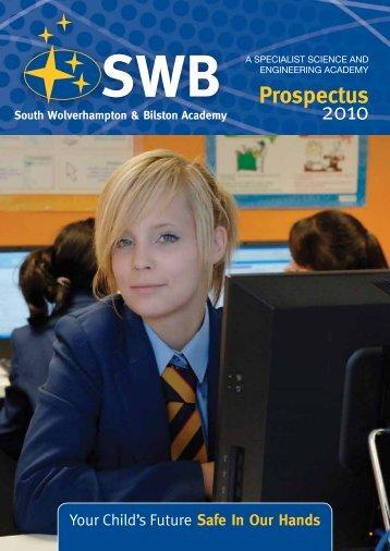 to download the school prospectus - Hays