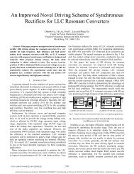 An Improved Novel Driving Scheme of Synchronous Rectifiers for ...