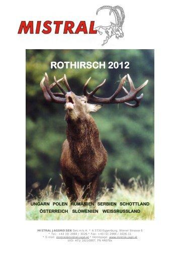 ROTHIRSCH 2012