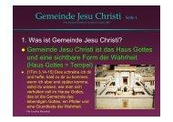 Gemeinde Jesu Christi - Freie Biblische Gemeinde Schwäbisch ...