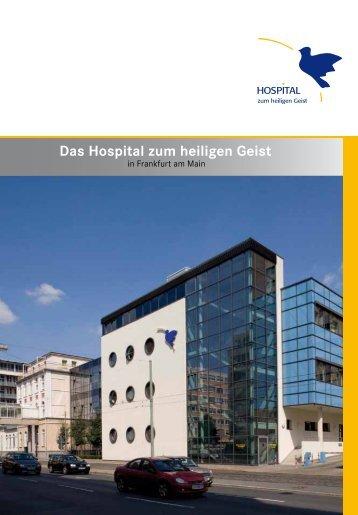 Das Hospital zum heiligen Geist - Stiftung Hospital zum Heiligen Geist