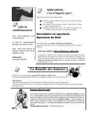 Coup d'oeil sept 2 - Commission scolaire de Kamouraska—Rivière ...