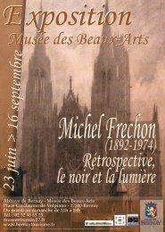 Michel Frechon Michel Frechon - Villes et Pays d'art et d'histoire