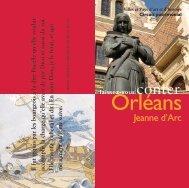 Jeanne d'Arc - Villes et Pays d'art et d'histoire