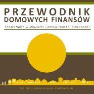 Przewodnik Domowych Finansów. Podręcznik dla lokalnych liderów ...