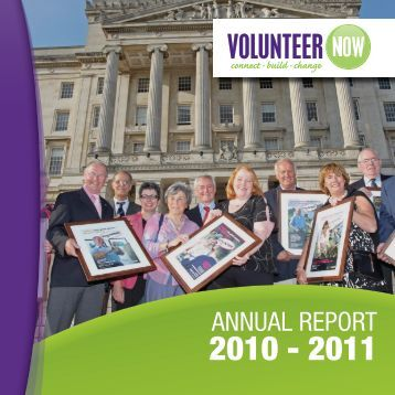 Volunteer Now Annual Report.indd
