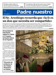 Padre Nuestro - Archidiócesis de Toledo