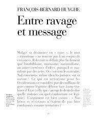 Entre ravage et message - Le site de la Médiologie