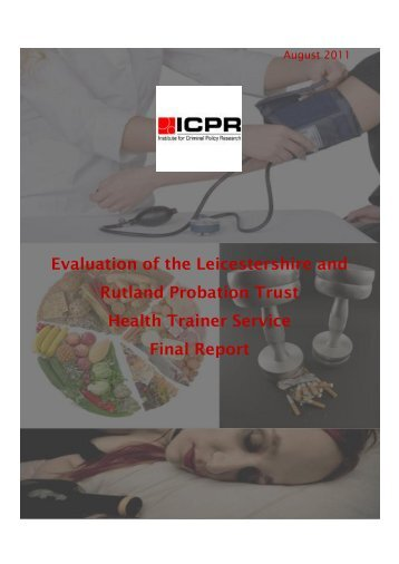 ICPR evaluation of health trainer service final report August 2011.pdf