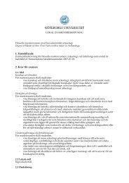 Examensbeskrivning Master Arkeologi - Institutionen för historiska ...