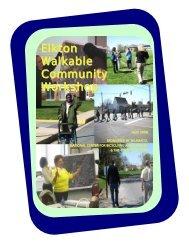 Elkton Walkable Community Workshop - Wilmapco
