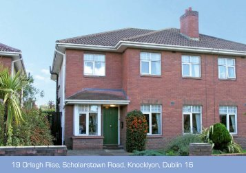 19 Orlagh Rise, Scholarstown Road, Knocklyon, Dublin 16 - Daft.ie