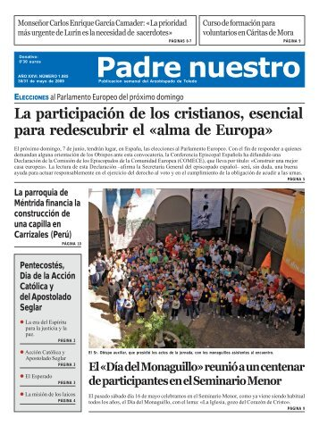 PN 1072 centrales - Archidiócesis de Toledo