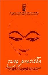 Rang Pratibha for web - Sangeet Natak Akademi