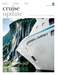 update News froM DNV To The cruise iNDusTry No 01 2012 - Hays