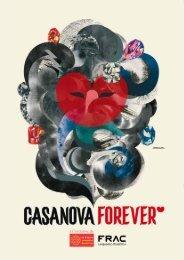 casanova forever - FRAC Languedoc-Roussillon