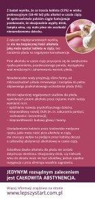 Każda ilość alkoholu spożywanego w czasie ciąży może prowadzić ... - Page 2