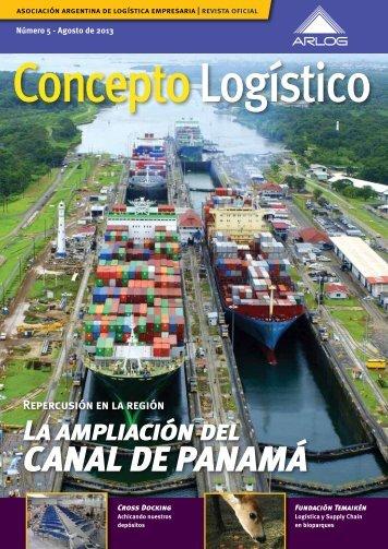 CanaL de Panamá - Concepto Logístico