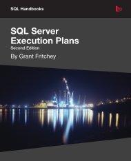 SQL Server Execution Plans - Grant Fritchey - SQLServerCentral.com