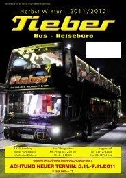 Bus - Reisebüro