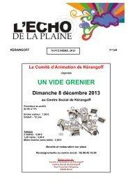Edition novembre 2013 - Wiki-Brest