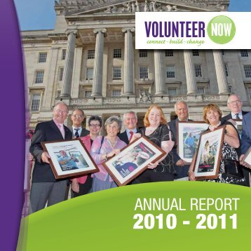 AnnuAl RepoRt - Volunteer Now