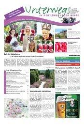 Tobenacht ohne Eltern (Kids 7-12 J.) - Heidezeitung