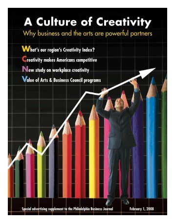 A Culture of Creativity - Arts & Business Council of Greater ...