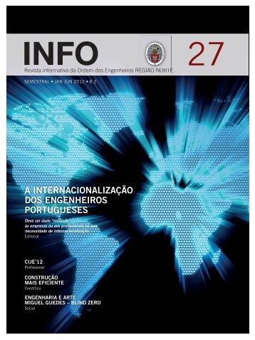 INFO 27 - Ordem dos Engenheiros Região Norte