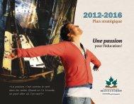Une passion pour l'éducation! - Commission scolaire de la Beauce ...