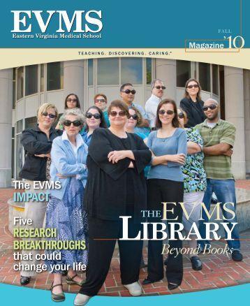 Fall 2010 - Eastern Virginia Medical School