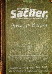 Untitled - Brauhaus Sacher