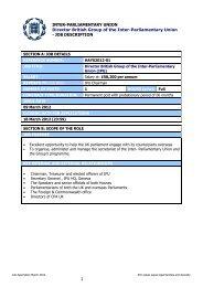 Downloadable job description - Hays